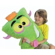 Snuggle Pets Shamzees Pillow Eating Friends - Gooble Monster